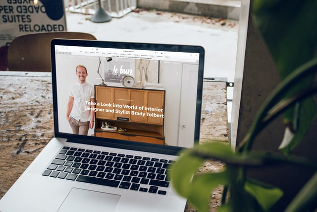 website copywriting easy to read